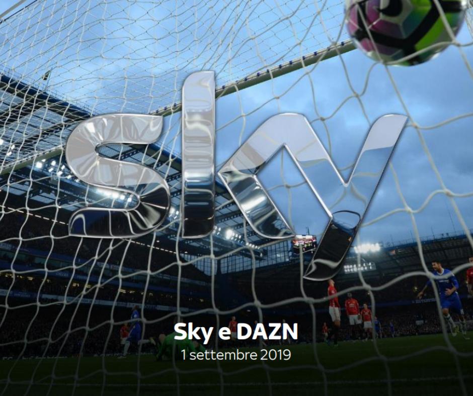 Sky e Dazn