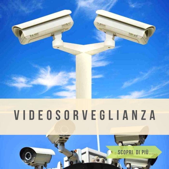 Impianti di videosorveglianza ip hd. Telecamere termiche e alta definizione. integrate con videocitofono