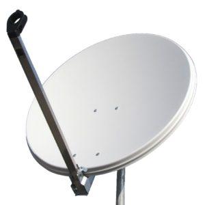 OFE_11-075 - Parabola da 80cm Ideale per la ricezione dei segnali satellitari
