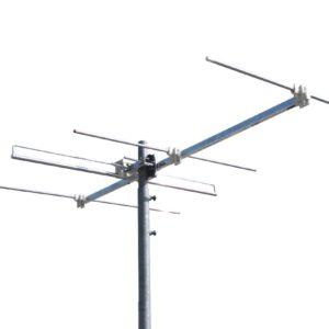 OFE_21-093B - Antenna VHF per la ricezione dei segnali DTT nel range E05÷E12.