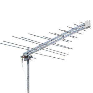 OFE_21-352- Antenne logaritmiche, ideali per la ricezione dei segnali DTT.