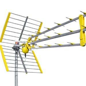 OFE_21-456 - Antenna UHF a tre culle serie TRIO+ Z HD