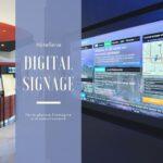 digital signage per hotel e locali