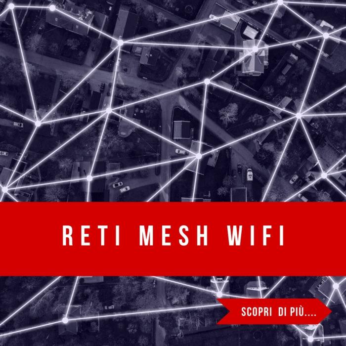 RETI WIFI MESH TREVISO VENEZIA